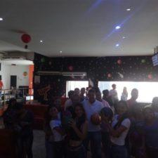 Premiación al grupo que más vendió Boletas de interclases